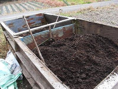育苗用の土作り
