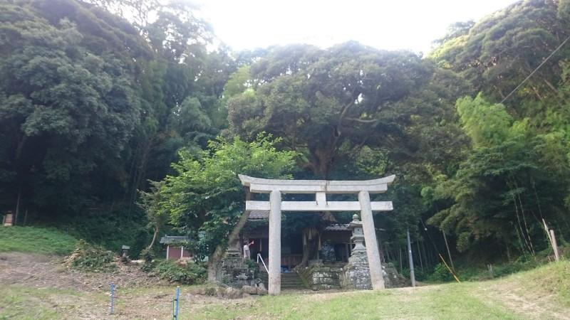 海老敷諏訪神社