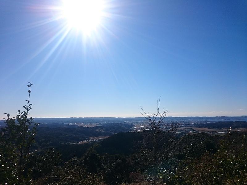 金比羅山山頂からの眺め
