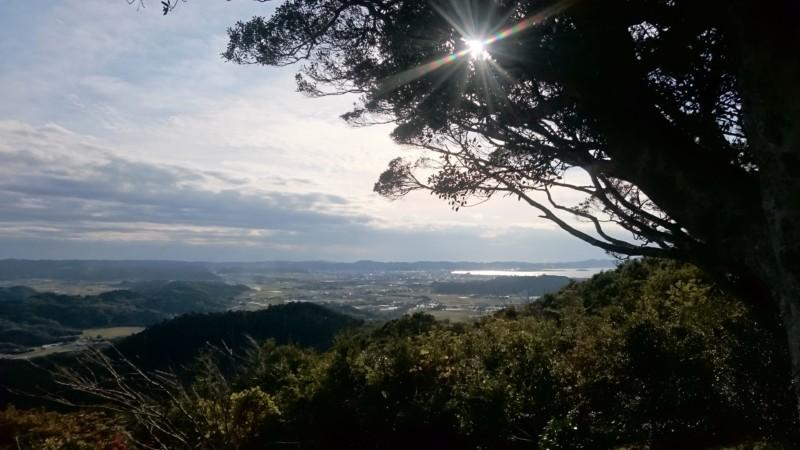 金比羅からの眺めは最高